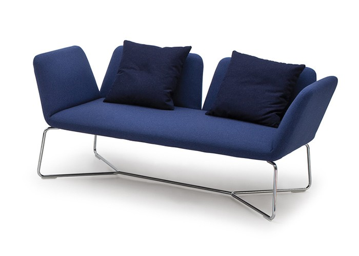 Schmale Sofas noti sofa manta design4objects