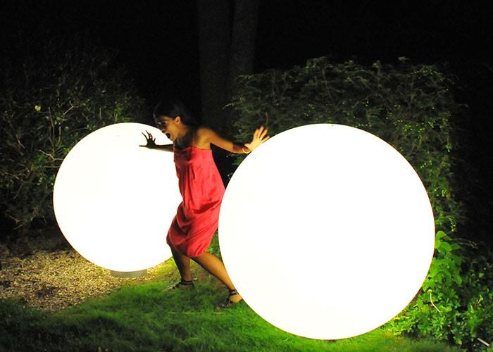 Globo OUT Leuchtkugel
