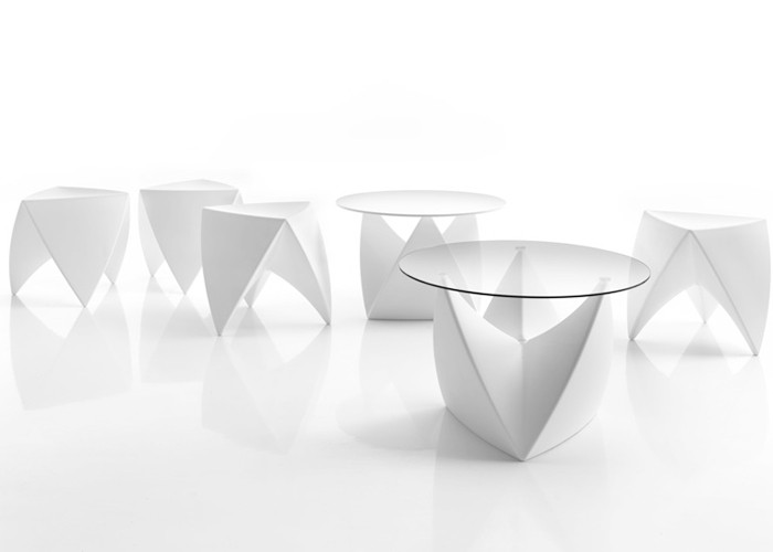 Mr Lem Hocker / Tisch